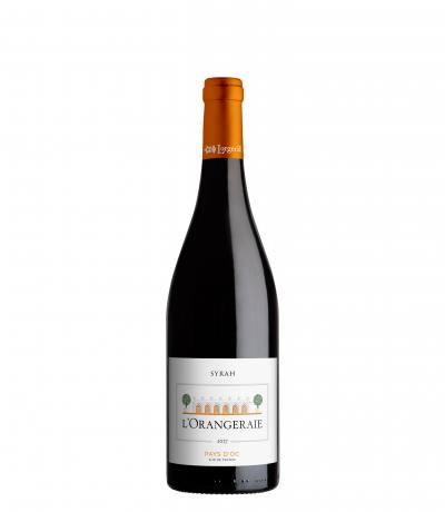 вино Ле Оранжери 750мл Сира