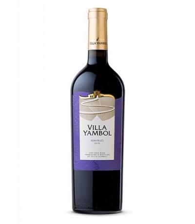 вино Вила Ямбол 750мл Мавруд