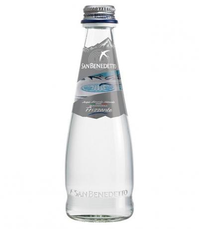 газирана минерална вода Сан Бенедето 250мл стъклена
