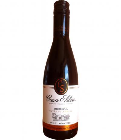 вино Каса Силва 375мл Резерва Пино Ноар