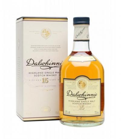 уиски Далуини 700мл 15 год