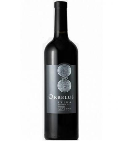 вино Орбелус 750мл Органично вино Прима 2011