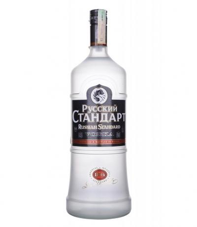водка Руски Стандарт 1500мл Ориджинал