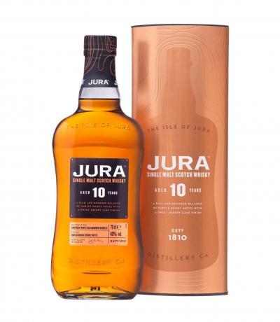 уиски Джура 700мл 10г сингъл малц