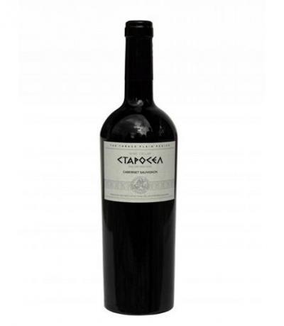 вино Старосел 750мл Каберне