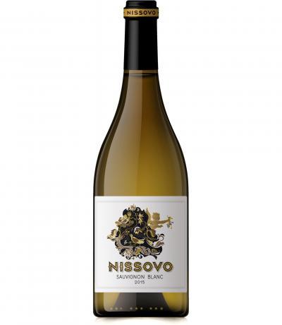вино Нисово 750мл Совиньон Блан
