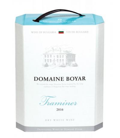 вино Домейн Бойар 3л Траминер