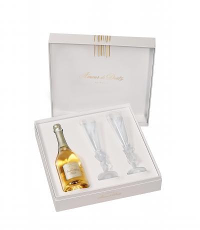 шампанско Дютц 750мл Амур де Кюве 2008 КУТИЯ
