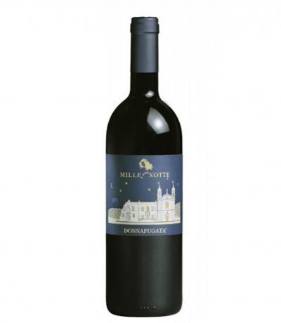 вино Донафугата 750мл Миле е Уна Ноте 750мл ITG 2014г