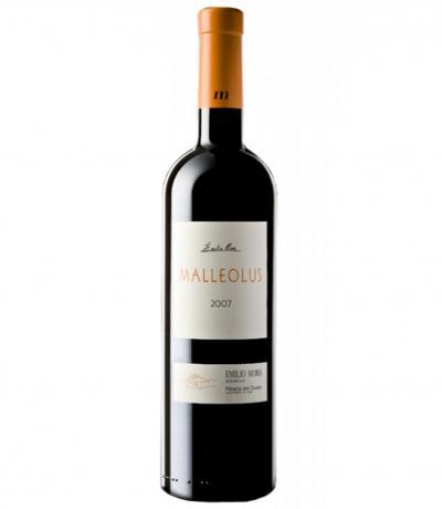 вино Емилио Моро Маллеолус 750мл 2015