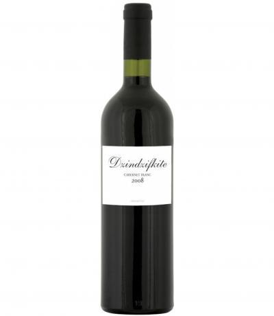 вино Дамяница  Дзиндзифките 750мл  Каберне фран