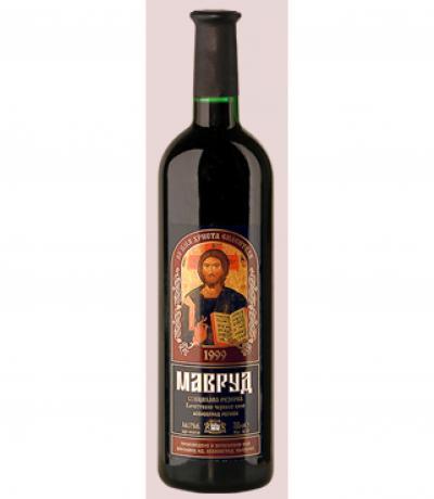 вино Асеновград Специална Резерва 750мл Мавруд