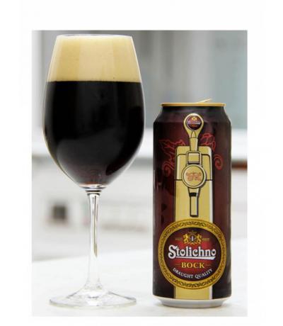Stolichno Bock Beer 500ml