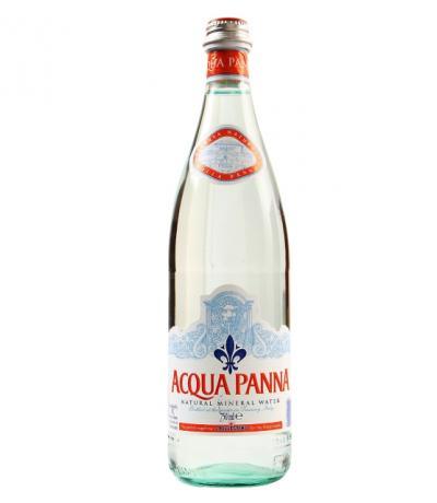 минерална вода Аква панна 750мл