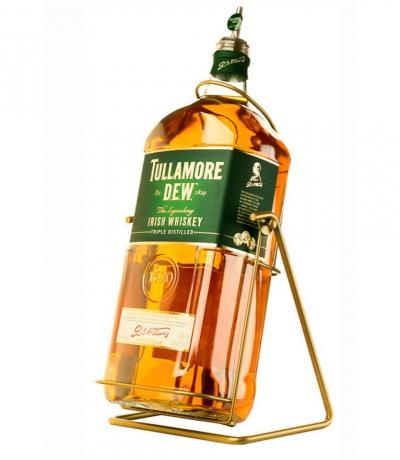 Irish whiskey Tullamore Dew 3000ml