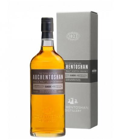 уиски Аучентошан Auchentoshan 700мл класик сингъл малц /Охинтошън/