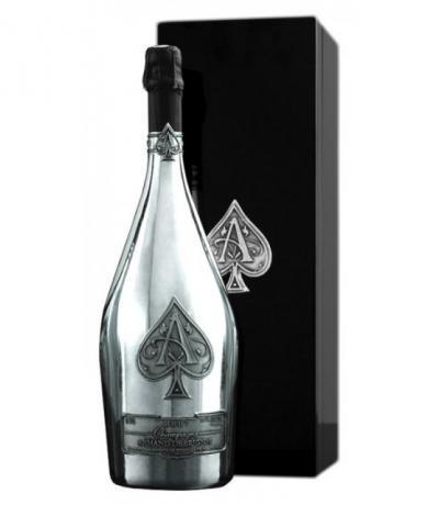 шампанско Арман дю Бриняг 750мл Блан де Блан