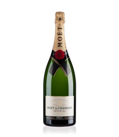 шампанско Моет и Шандон Брут Империал 1,5л Магнум