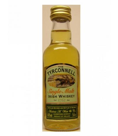 SINGLE MALT WHISKEY 50ml TYRCONNELL