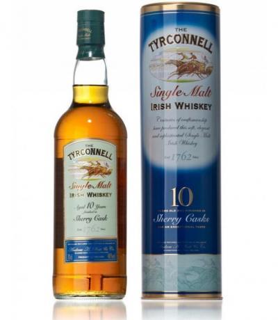 уиски Тирконел 700мл Шери 10 год