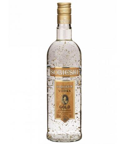 Vodka SOBIESKI Gold 37.5*