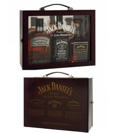 Jack Daniels 700 ml box
