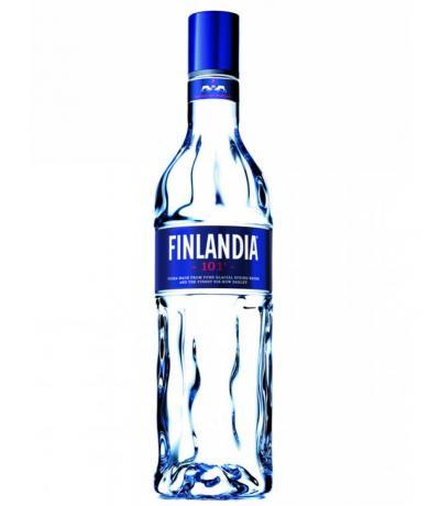 водка Финландия 1000мл 101п.