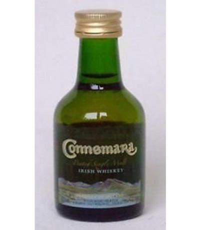 Irish Whiskey 50ml Connemara