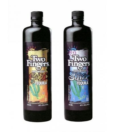 TWO FINGERS TEQUILA 700ml