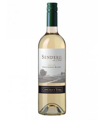 вино Сендеро 750мл Совиньон блан 2012