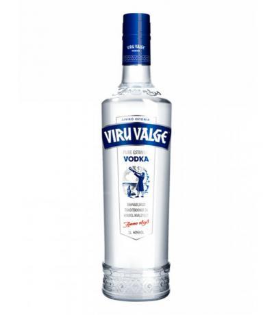 водка Виру Валдж 1000мл VIRU VALGE BLUE