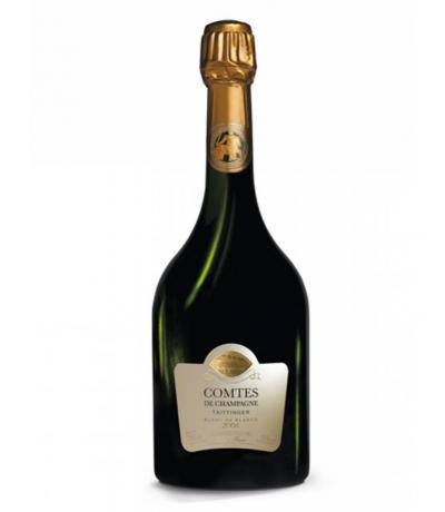 Taittinger Comets de Champagne 750ml Blanc de Blancs Brut