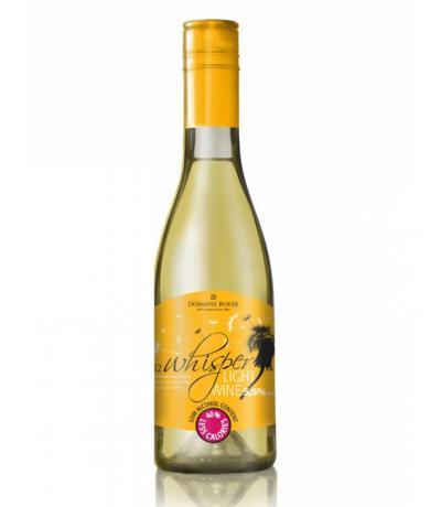 Ниско алкохолно вино Уиспър 375мл Уайт