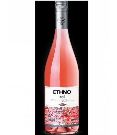 вино Етно 750мл Розе /ETHNO
