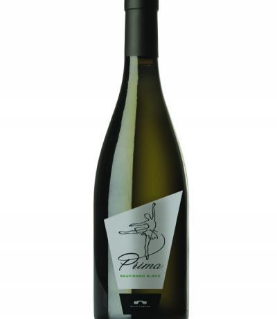 вино вила Юстина Прима 750мл совиньон блан