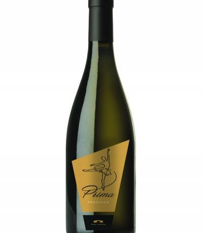 вино вила Юстина Прима 750мл Траминер