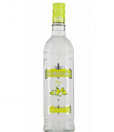 водка Собиески 700 мл. Круша