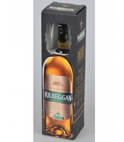 KILBEGGAN 700ml + 1 special glass