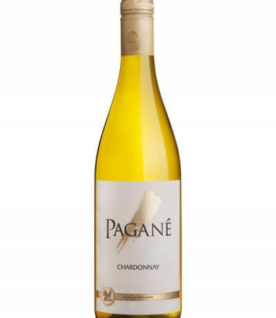 вино вила Любимец Пагане 750мл Шардоне