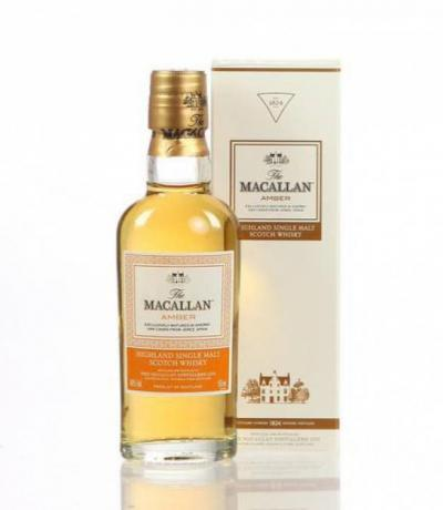 The Macallan 12 years  Amber 0,05l
