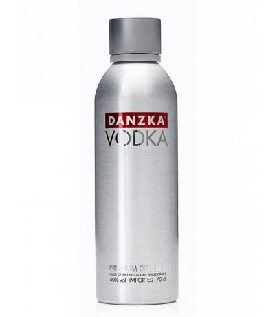 водка Данска 700мл Червена