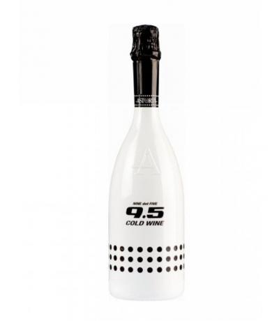 пенливо вино Астория 9.5 КОЛД УАЙН 3л