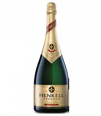 пенливо вино Хенкел 750мл Драй Сек
