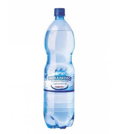 минерална вода Михалково 1,5л Естествено газирана