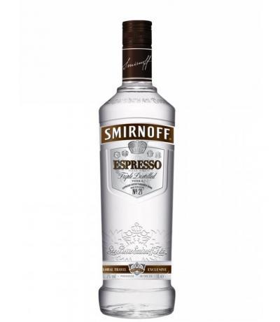 vodka Smirnoff 0.7l Espresso