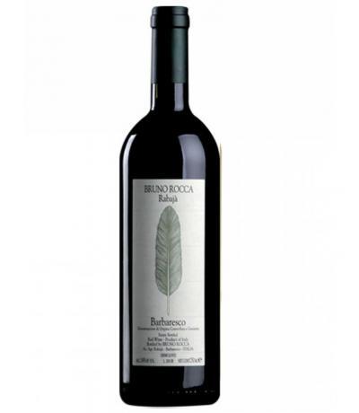 вино Бруно 750мл Рока Барбареско DOCG 2015г