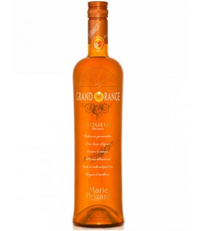 Liqueur  Marie Brizard Grand Orange