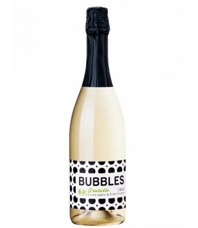 пенливо вино Бъбълс 0,75 л. Фрутело