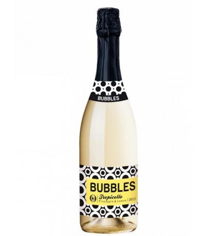 пенливо вино Бъбълс 0,75 л. Тропичело