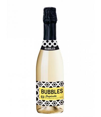 пенливо вино Бъбълс 0,375 л. Тропичело